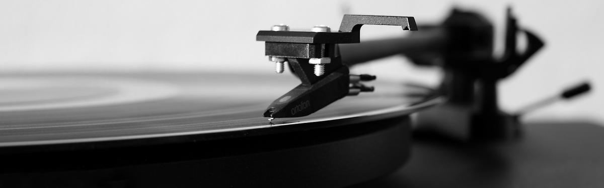 Plattenspieler-Vinyl-Galore