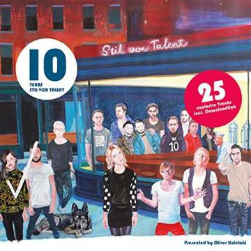 10 Years Stil Vor Talent (2lp+Mp3) [Vinyl LP] - 1