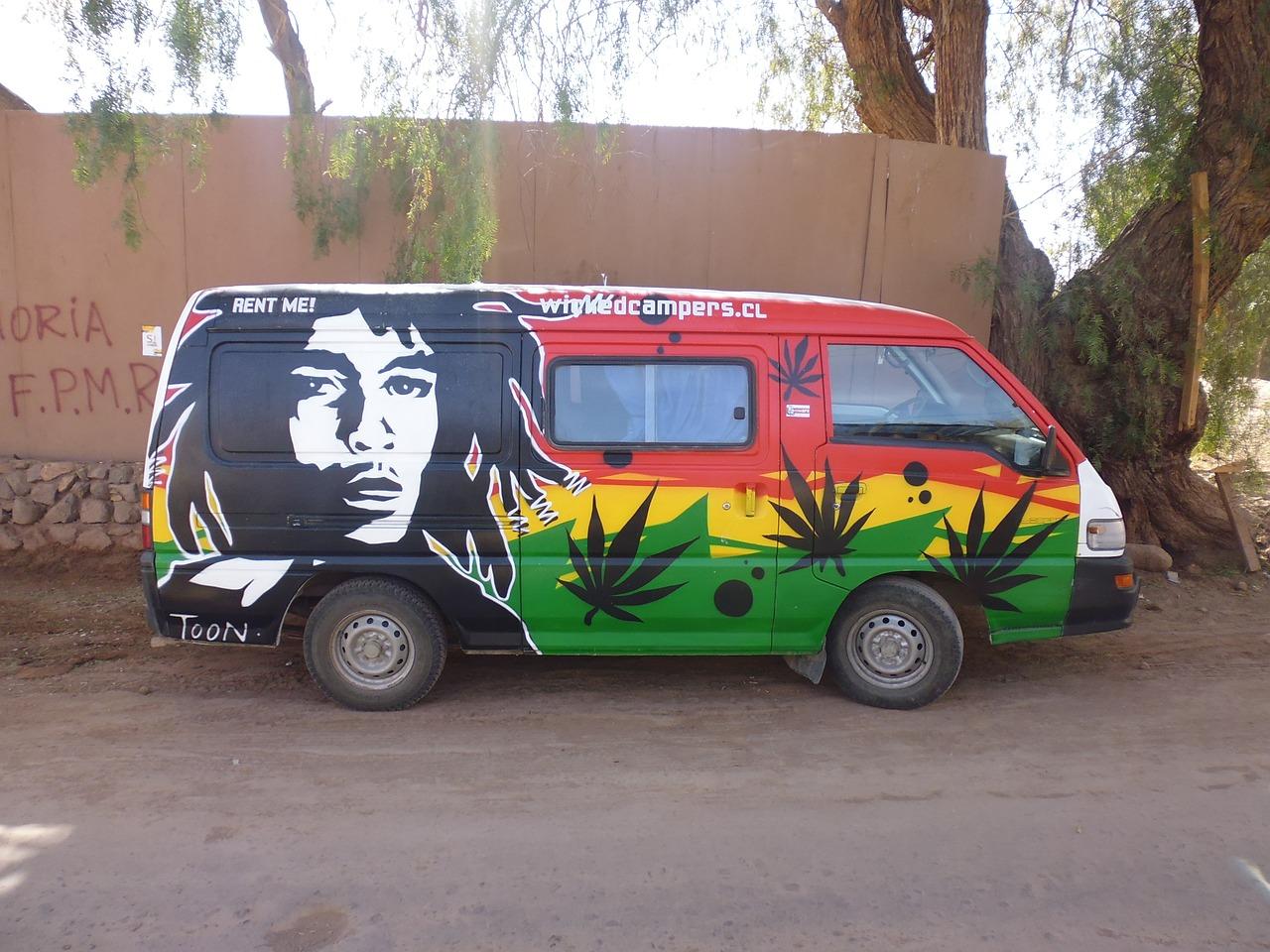 Reggae & Ska Logo