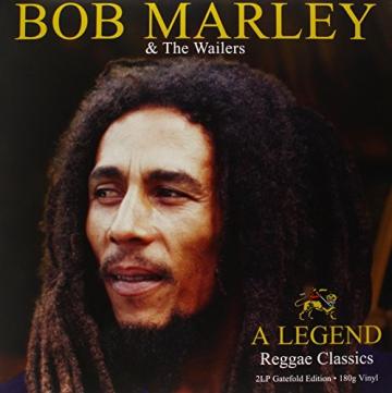 A Legend-Reggae Classics (180g Vinyl) [Vinyl LP] [Vinyl LP] [Vinyl LP] - 1