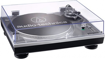 Audio Technica AT-LP120 USBHC Plattenspieler mit Direktantrieb | Vinyl Galore^