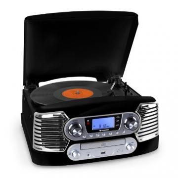 Auna RTT-885BK Vintage Plattenspieler | Vinyl Galore