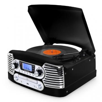Auna RTT-885BK Vintage Plattenspieler 5 | Vinyl Galore