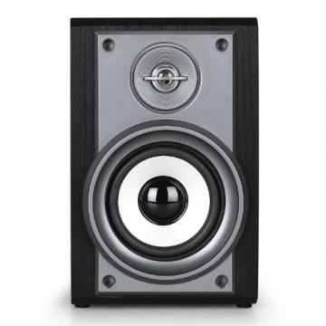 Auna TC-386WE  Stereoanlage (MP3/Kassette/CD Plattenspieler, USB) schwarz - 4