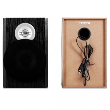 Auna TT-190 Plattenspieler Kompaktanlage mit Boxen | Vinyl Galore