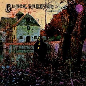 Black Sabbath (Lp+Mp3,180g) [Vinyl LP] - 1