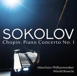 Chopin: Piano Concerto No. 1/Klavierkonzert Nr. 1 [Vinyl LP] [Vinyl LP] [Vinyl LP] - 1