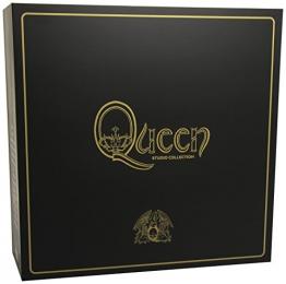 Complete Studio Album (Limited Coloured LP-Box) [Vinyl LP] - 1