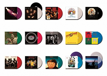Complete Studio Album (Limited Coloured LP-Box) [Vinyl LP] - 4