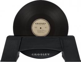 Crosley CRAC1001A-BK Vinyl/Schallplatten/LP Reinigungssystem - Schwarz - 1