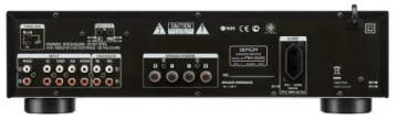 Denon PMA 520 AE Stereo-Vollverstärker (Aluminium Frontblende, ECO-Standby, 2x 70 Watt) schwarz - 2