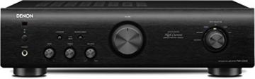 Denon PMA 520 AE Stereo-Vollverstärker (Aluminium Frontblende, ECO-Standby, 2x 70 Watt) schwarz - 3
