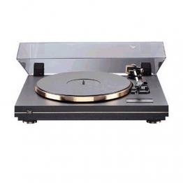 Dual CS 455-1 Vollautomatik-Plattenspieler schwarz/gold - 1