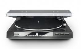 Dual DT 210 USB Schallplattenspieler (USB-Anschluss, 33/45 U/min) schwarz - 1
