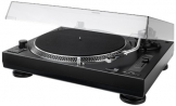 Dual DTJ 301.1 USB DJ-Plattenspieler (33/45 U/min, Pitch-Control, Magnet-Tonabnehmer-System, Nadelbeleuchtung, USB Kabel) schwarz - 1