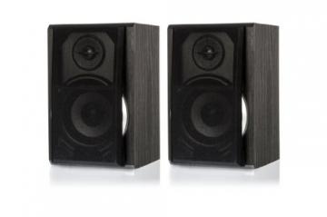 Dual NR 100 Stereo-Kompaktanlage mit Schallplattenspieler (PLL-UKW-Tuner, CD/MP3-Player, 30 Senderspeicherplätze, Direct-Encoding, 3,5mm Klinke, SD-Kartenslot) schwarz - 8