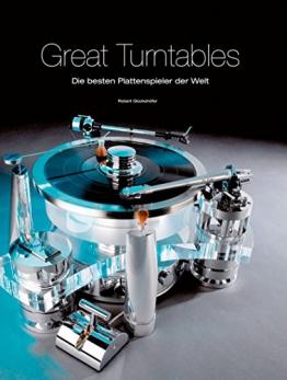 Great Turntables: Die besten Plattenspieler der Welt - 1