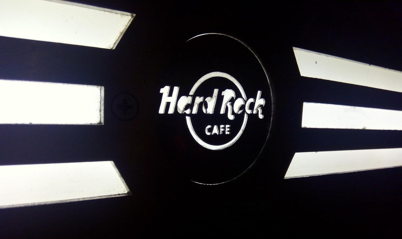 Hard & Heavy Logo