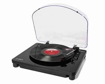 Ion Audio Classic LP   Vinyl Plattenspieler / Turntable und USB Digital Encoder - inkl. Converter Software (MAC/PC) - 2