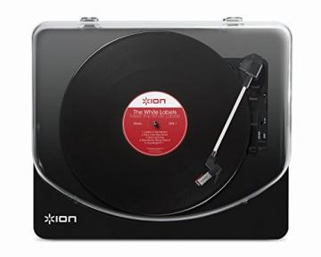 Ion Audio Classic LP   Vinyl Plattenspieler / Turntable und USB Digital Encoder - inkl. Converter Software (MAC/PC) - 3