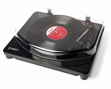 Ion Audio Classic LP   Vinyl Plattenspieler / Turntable und USB Digital Encoder - inkl. Converter Software (MAC/PC) - 1