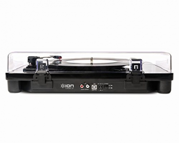 Ion Audio Classic LP   Vinyl Plattenspieler / Turntable und USB Digital Encoder - inkl. Converter Software (MAC/PC) - 5