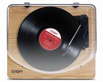 Ion Audio Classic LP Wood – Vinyl Plattenspieler | Vinyl Galore