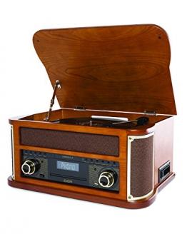 Ion Audio Complete LP 7-in-1 Stereo Musikanlage im Nostalgie Retro-Design - 1