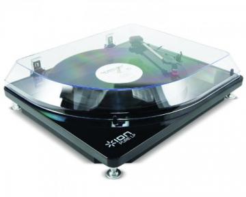 ION AUDIO iT51 Pure LP Plattenspieler (USB) schwarz - 2