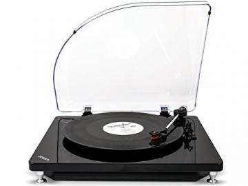 ION AUDIO iT51 Pure LP Plattenspieler (USB) schwarz - 1