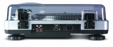 Ion Audio LP2CD   Vinyl Plattenspieler / Turntable und USB Digital Encoder mit eingebautem CD Brenner - inkl. Converter Software (MAC/PC) - 3