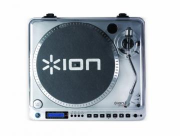 Ion Audio LP2CD   Vinyl Plattenspieler / Turntable und USB Digital Encoder mit eingebautem CD Brenner - inkl. Converter Software (MAC/PC) - 4