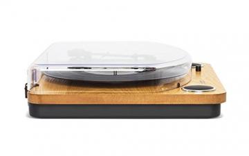 Ion Audio MAX LP | USB Digital Encoder Vinyl Plattenspieler / Turntable mit eingebauten Stereo Lautsprechern - inkl. Converter Software (MAC/PC) - 3