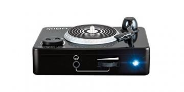 Ion Audio Vinyl Forever | Plattenspieler-zu-Computer Adapter (USB) - inkl. Software für PC / Mac - 4