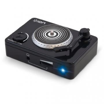 Ion Audio Vinyl Forever | Plattenspieler-zu-Computer Adapter (USB) - inkl. Software für PC / Mac - 1