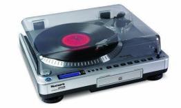 ION LP2CD Plattenspieler + CD-Brenner - 1