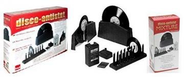 Knosti 1300001 Disco-Antistat-Schallplattenwaschmaschinen Set, mit Knosti Disco Antistat Mixture Nachfüll Flüssigkeit für Schallplattenwaschmaschine. Sparset von technik@all ! - 1