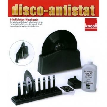 Knosti 1300001 Disco-Antistat-Schallplattenwaschmaschine - 1