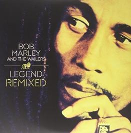 Legend Remixed [Vinyl LP] - 1