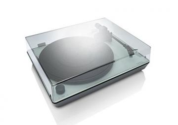 Lenco L-174 Edler Glas-Plattenspieler | Vinyl Galore
