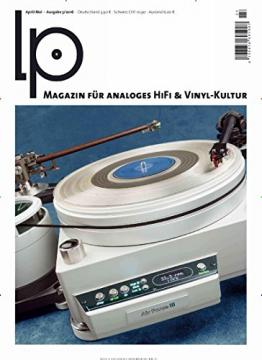 LP Magazin für analoges HiFi & Vinyl-Kultur [Jahresabo] - 1