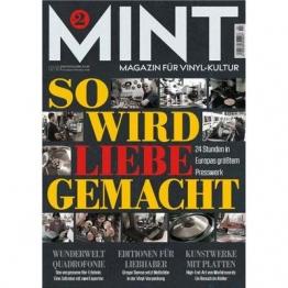 Mint - Magazin für Vinyl-Kultur, 02/2016 - Mag + CD - 1