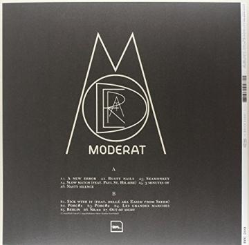 Moderat [Vinyl LP] - 2