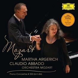 Mozart: Klavierkonzerte 20 & 25 [Vinyl LP] - 1
