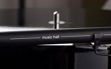 Music Hall ikura Plattenspieler schwarz - 5