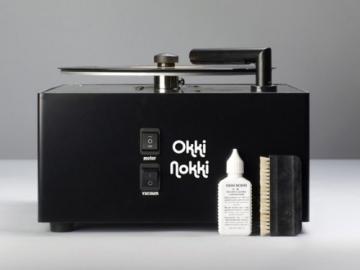 Okki Nokki RCM II (aktuelle Version) Record Cleaning Machine Plattenwaschmaschine   Schwarz -