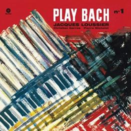 Play Bach Vol.1 Ltd.Edition 180gr [Vinyl LP] - 1