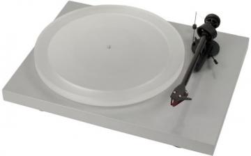 Pro-Ject Debut Carbon (AC) Esprit Plattenspieler lichtgrau - 1