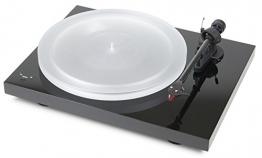 Pro-Ject Debut Carbon SB Esprit (DC) schwarz, Ortofon 2M RED - 1