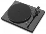 Pro-Ject Debut III (DC) Plattenspieler hochglanz schwarz (Ortofon OM5E) - 1